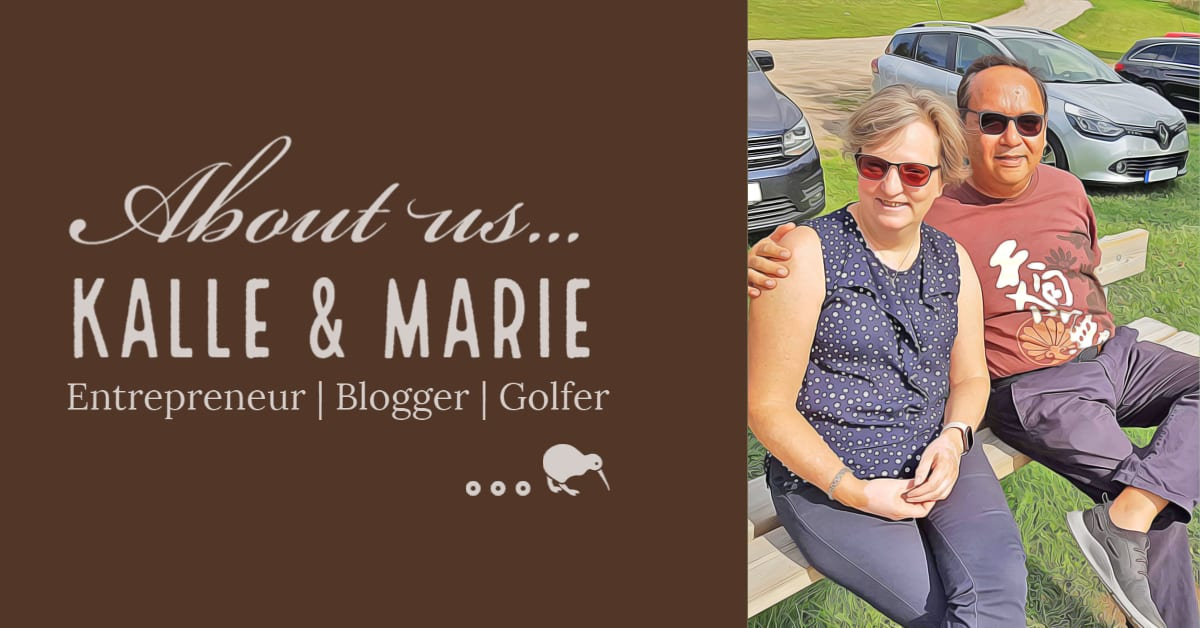 About Kalle & Marie