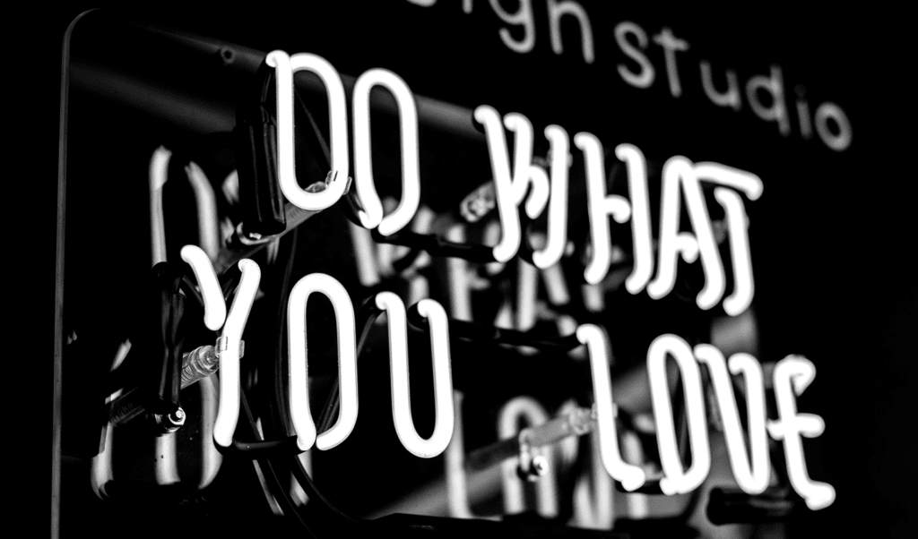 Banner - Do What You Love