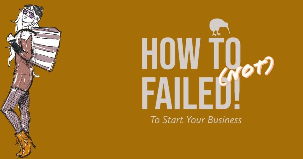 How to not failed to start your business