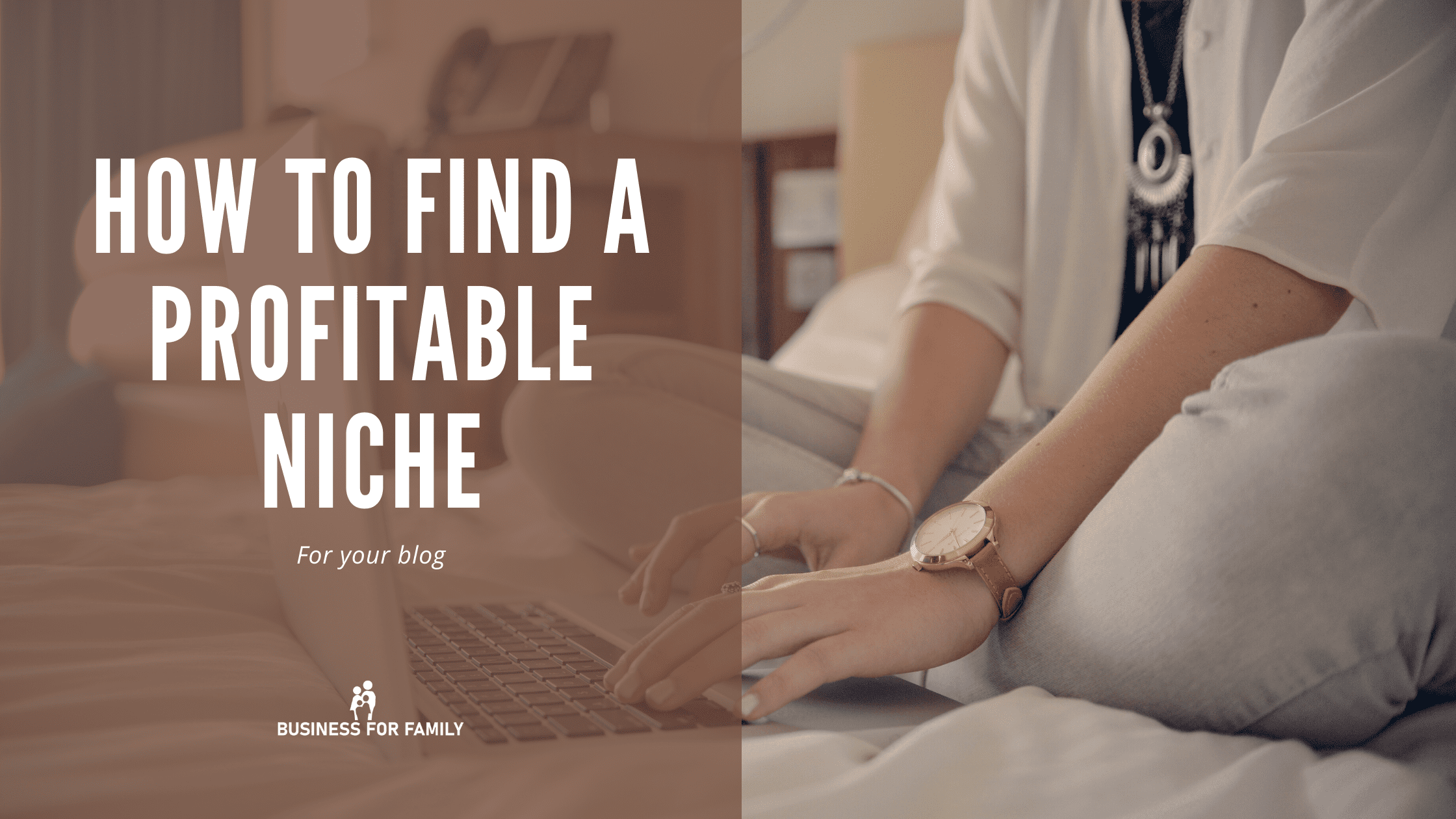 How to choose profitable niche for your blog